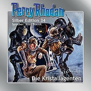 Die Kristallagenten (Perry Rhodan Silber Edition 34) Hörbuch