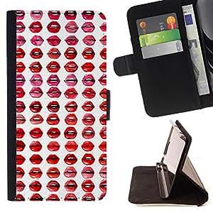 - Panda Cute Bear Animal - - Prima caja de la PU billetera de cuero con ranuras para tarjetas, efectivo Compartimiento desmontable y correa para la mu?eca FOR Apple iPhone 6 6S 4.7 King case