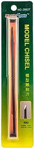 Master Tools Model Chisel - RR2 - Plastic Model Building Tools # 09927