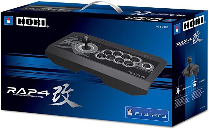 Hori - Real Arcade Pro 4 Kai (PS4, PS3, PC): Amazon.es: Videojuegos