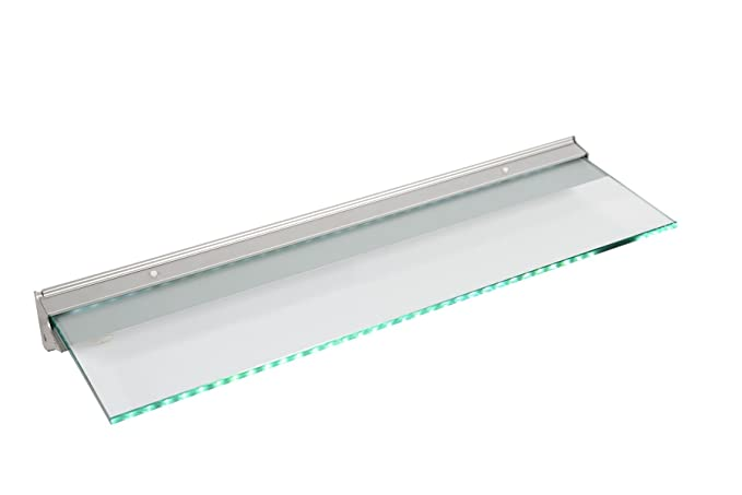 Awe Inspiring Forum Fiume Led Illuminated Glass Shelf 600Mm Amazon Co Download Free Architecture Designs Embacsunscenecom