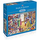 Beads & Buttons Jigsaw Puzzle (1000 Pieces)