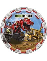 Десертная тарелка Dinotrux 9 Inch Dessert
