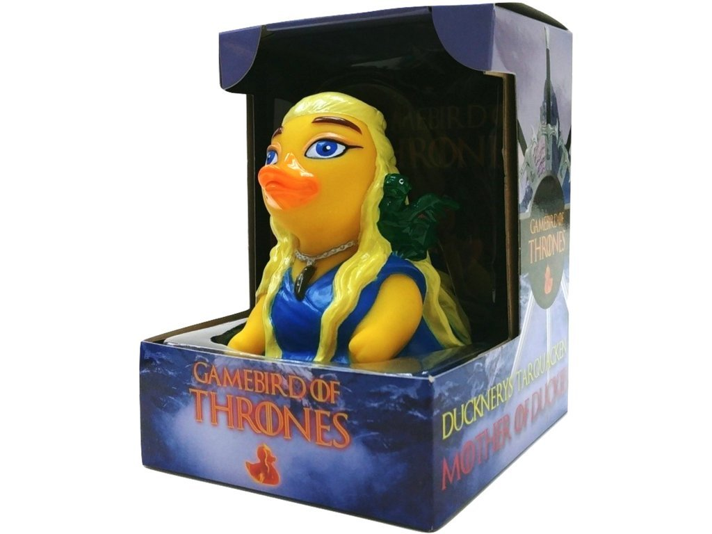 CelebriDucks GameBirds of Thrones Ducknerys Rubber Duck Bath Toy