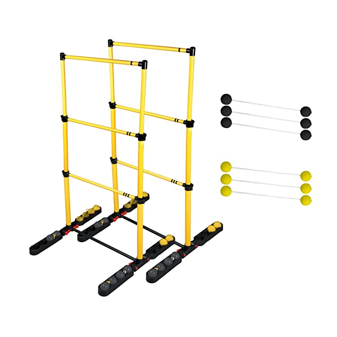 Amazon.com : Franklin Sports Foldable Ladder Ball : General Sporting Equipment : Sports & Outdoors