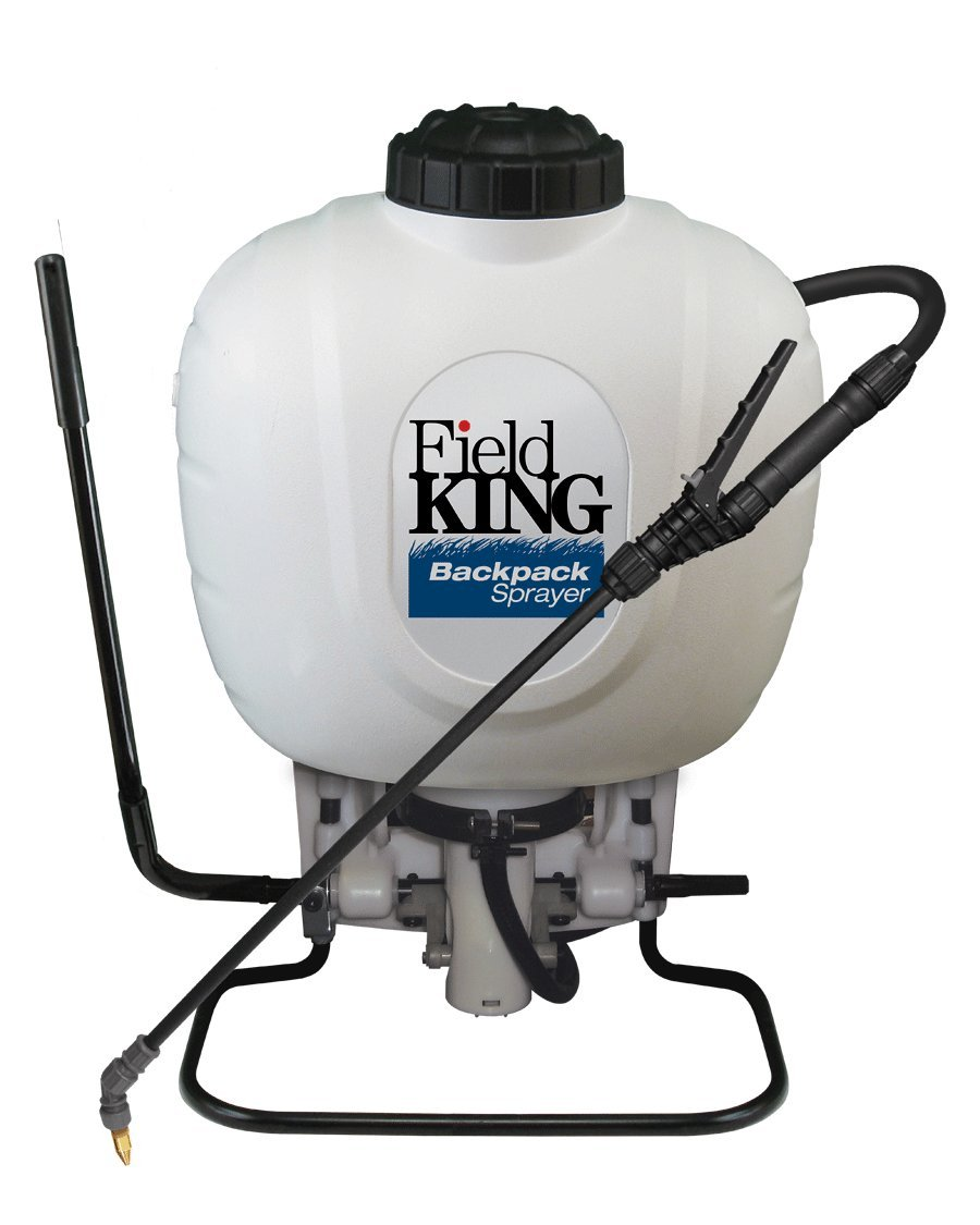 Field King 190350 Backpack Sprayer for Weed Control