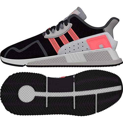 Adidas EQT Cushion ADV, Zapatillas de Deporte para Niños, Negro (Negbás/ Turbo