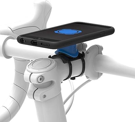 QUAD LOCK Bike Kit Soporte de Bicicleta iPhone 6/6S, Unisex, Negro ...