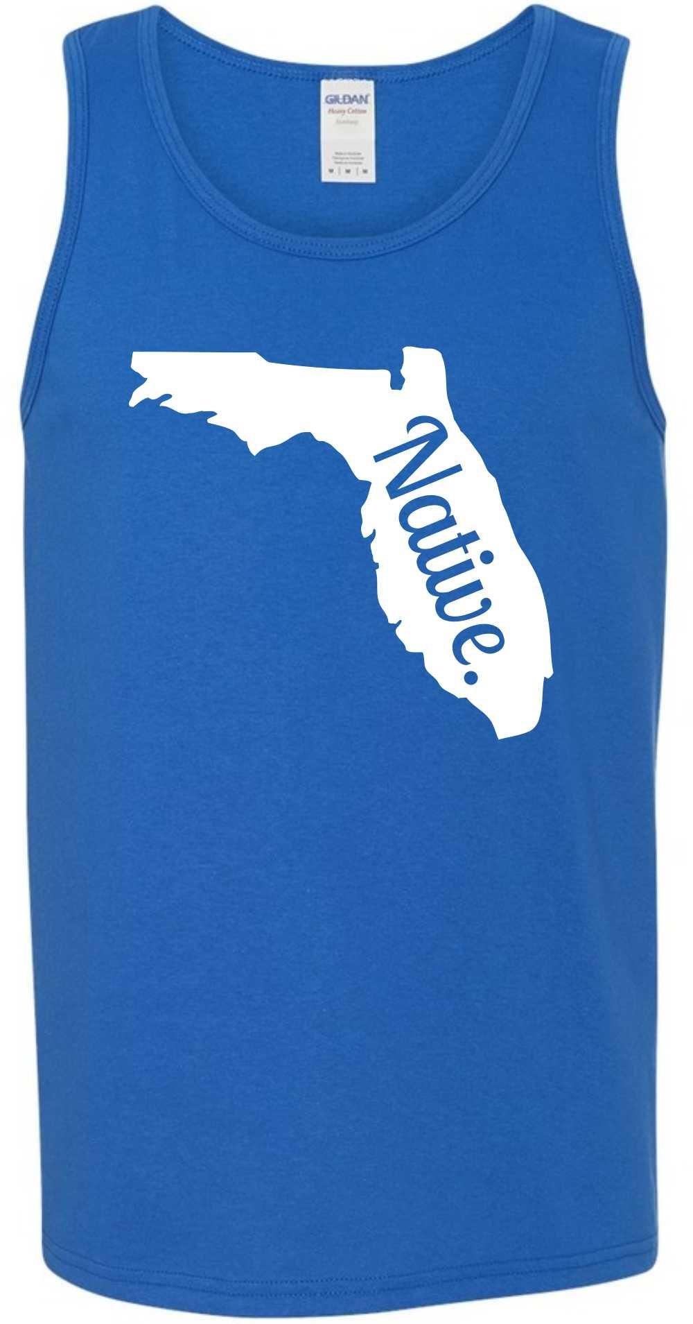 Beach Bum Tees Florida Native Floridian And Tank Top And T Shirt 9236
