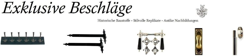 JCB Jugendstil Herrschaftlicher T/ürgriff historische T/ürbeschl/äge nostalgische T/ürbeschl/äge historische T/ürgriffe antike T/ürgriffe