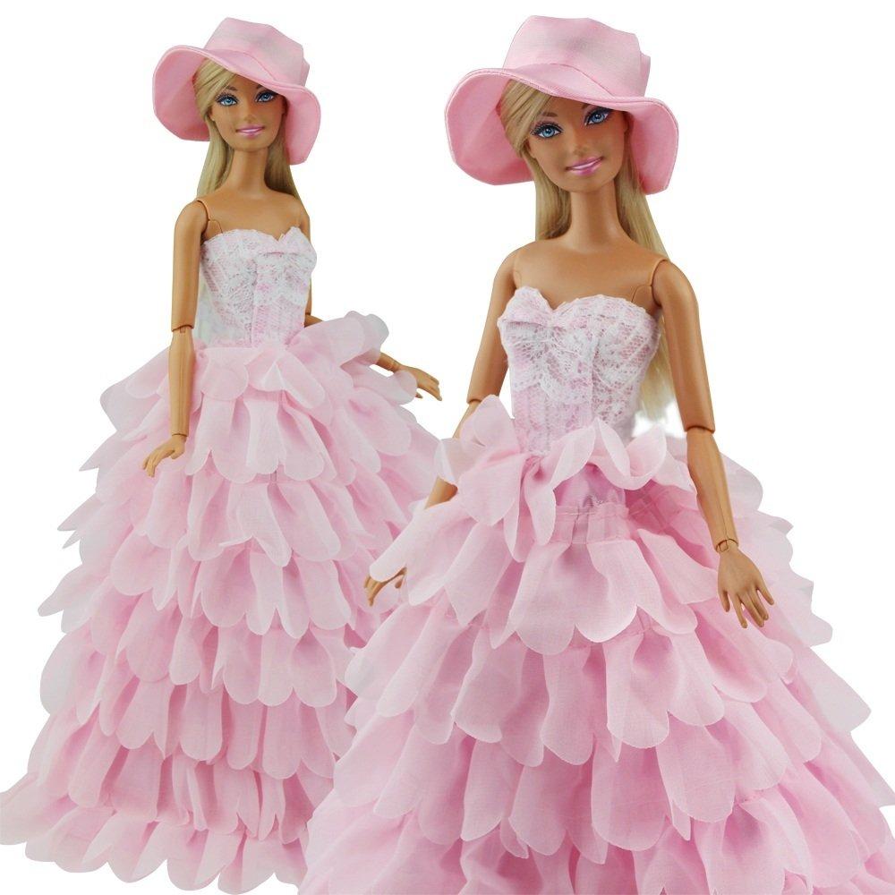 Crochet Barbie Princesse