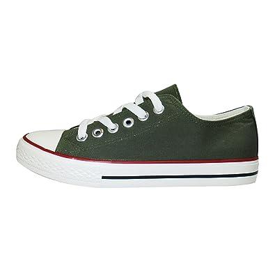 sale retailer 7f6c2 a9191 Juliet Damen Herren Kult Low Canvas Sneaker Sportschuhe ...