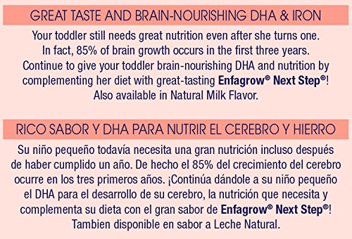 Enfagrow PREMIUM Toddler Next Step, Vanilla Flavor - Ready to Use Liquid, 8 fl oz, (24 count) by Enfagrow Next Step (Image #4)