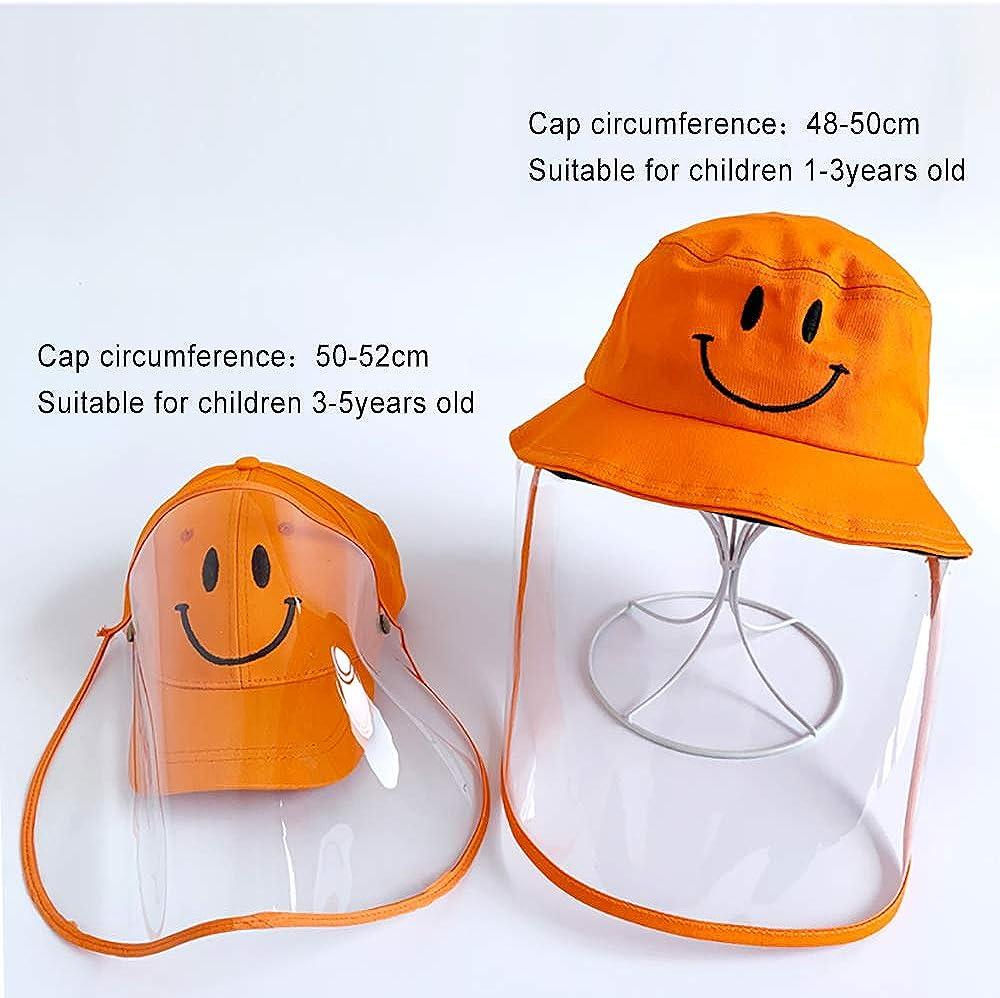 Details about  /Kids//Children Face Shield Hat Windproof Anti Splash Spray Protection Safet