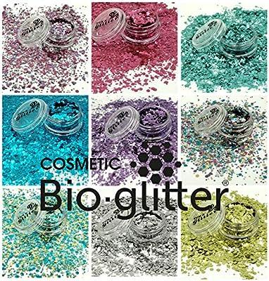Mezcla biodegradable GLITTER Festival (maceta grande de 10 ml ...