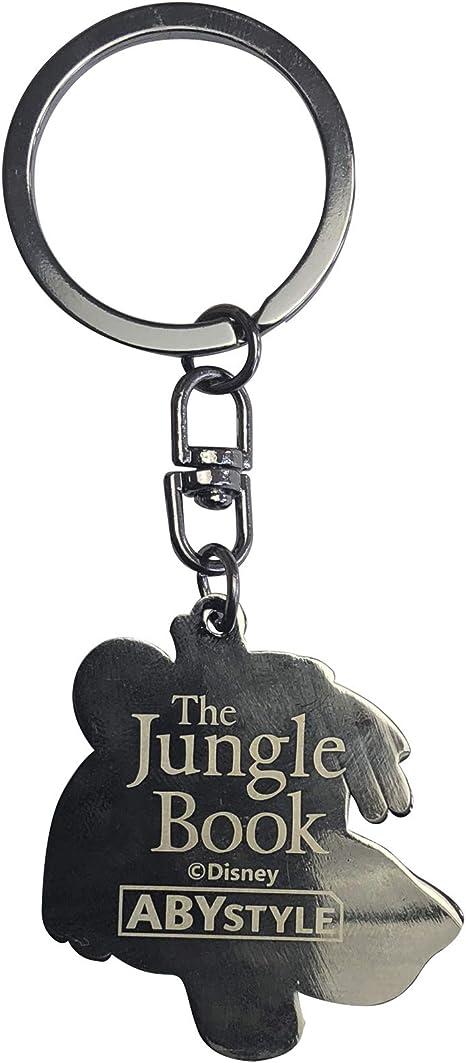 Disney Jungle Book Keyring Key Chain Handmade Bag Tag Book Gift