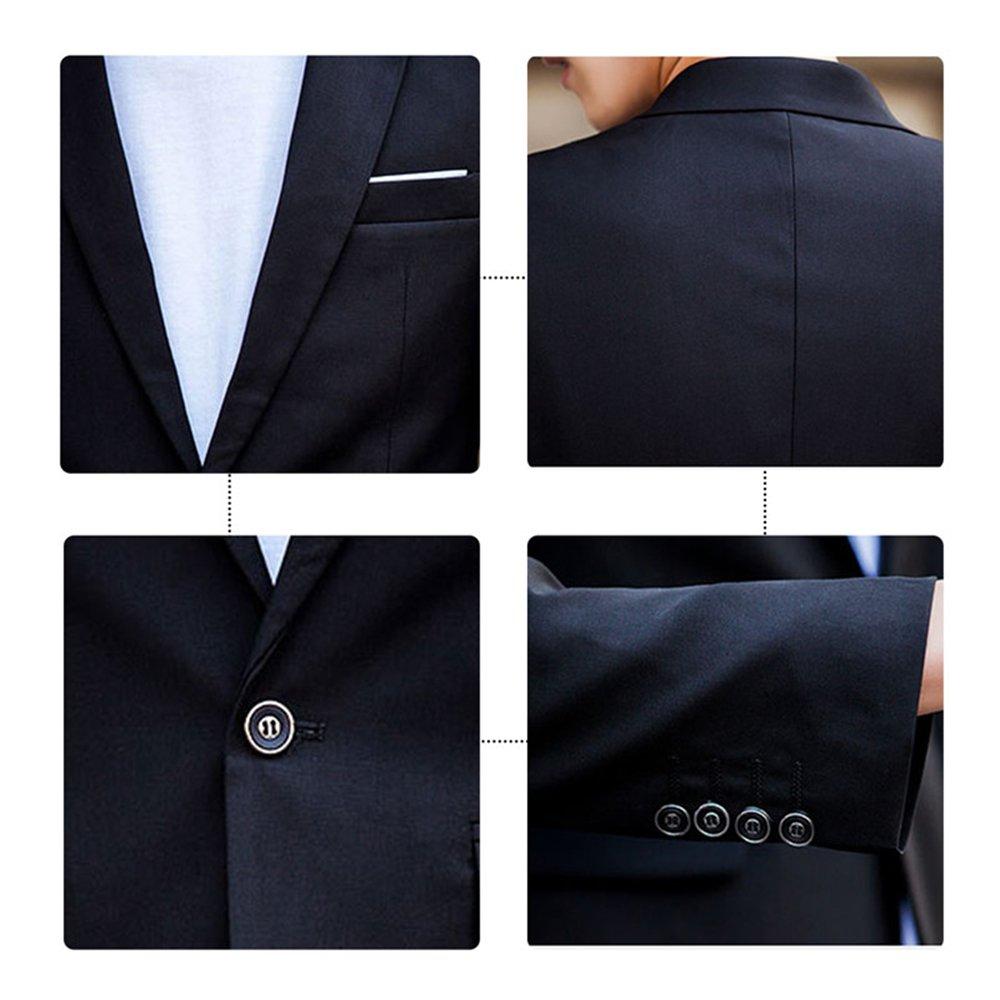 Amazon.com: xgsd moda hombres traje vestido de fiesta ...
