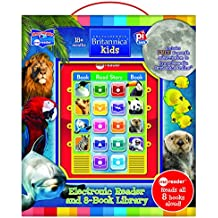 Encyclopedia Britannica Kids Me Reader 8-Book Library-PI Kids (Encyclopaedia Britannica)