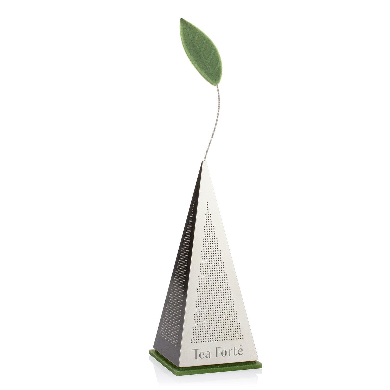 Tea Forte ICON Stainless Steel Loose Leaf Tea Infuser SYNCHKG092112