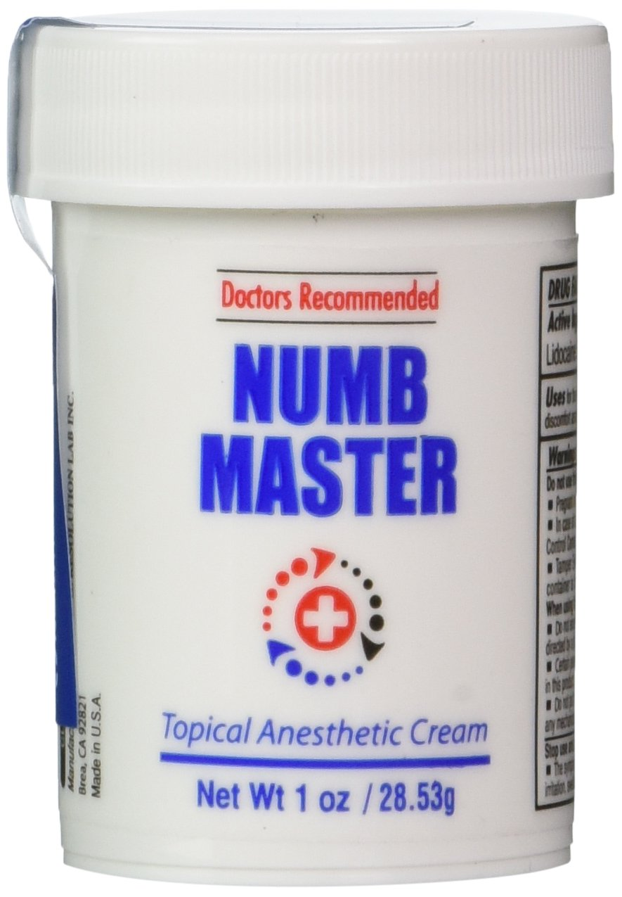 Clinical Resolution Non oily Topical Anesthetic Image 1