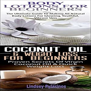 Essential Oils Box Set #8 Audiobook
