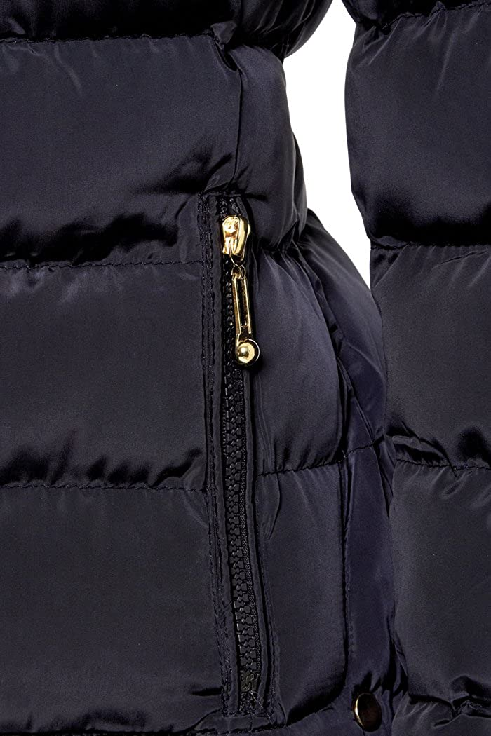 Sizes 8 to 16 SS7 Womens Padded Winter Jacket
