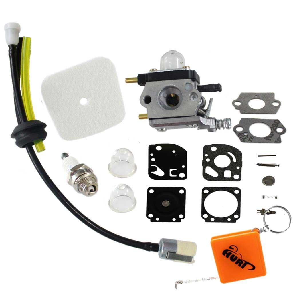 Huri c1u-k54 a carburador y CARB reparación Kit vela ...