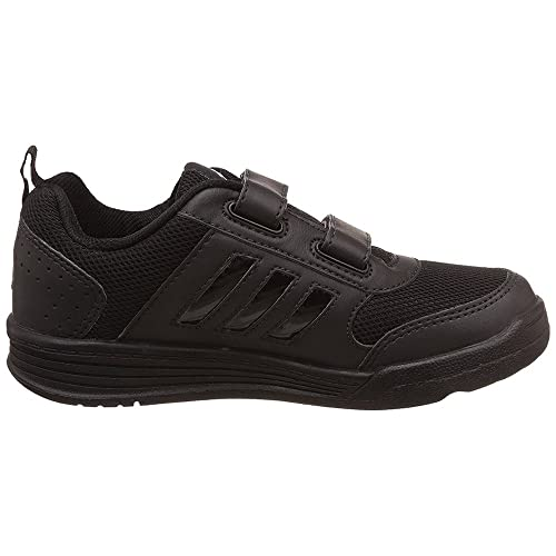 d2f5dc75a0e Adidas Black school shoes for boys - Kids shoe range (Shoe Size -4   India  )  Buy Online at Low Prices in India - Amazon.in