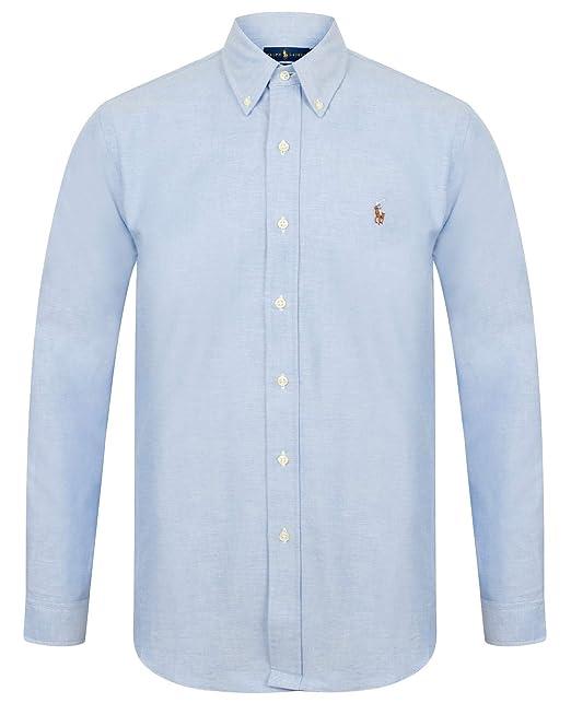 Ralph Lauren - Camisa Casual - para Hombre Azul Azul S