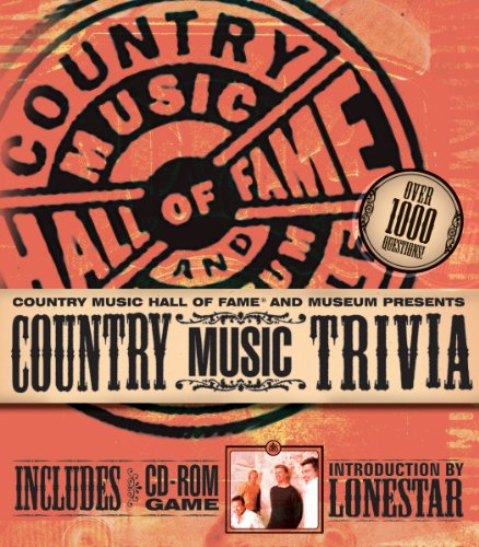 Country Music Trivia and Fact Book