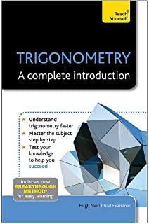 Calculus a complete introduction a teach yourself guide hugh neill trigonometry a complete introduction a teach yourself guide fandeluxe Gallery