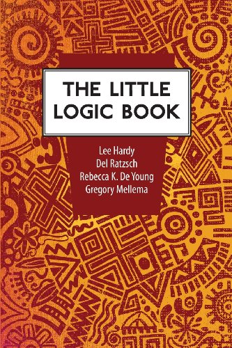 The Little Logic Book by Lee Hardy