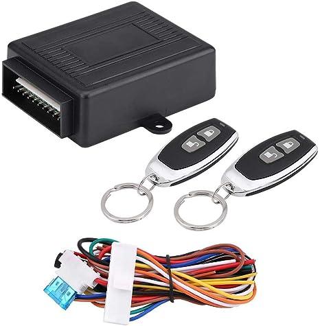Audi Uni voiture auto central Keyless Entry Lock Verrouillage Système de commande à distance Kit.