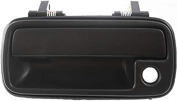 NEW Exterior Door Handles Set LH RH for 1999-2004 Chevy Tracker Suzuki Black