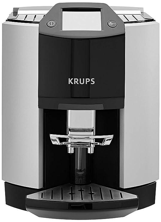Krups EA9000 One Touch - Cafetera de espresso con brazo ...