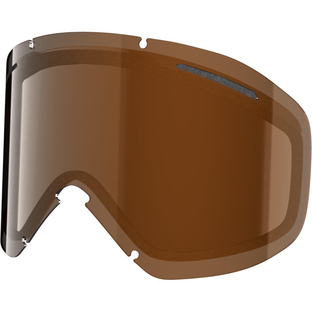 Oakley O2 XL Replacement Lens, Black Iridium