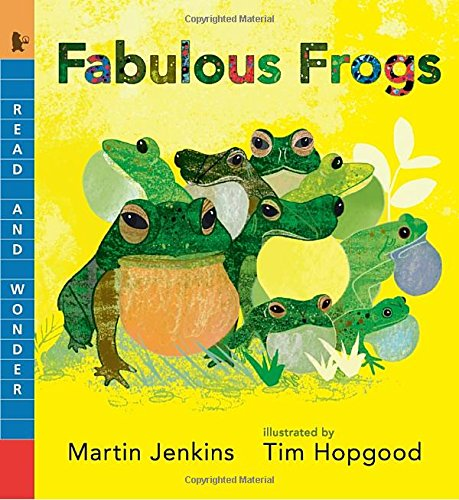 Fabulous Frogs (Read and Wonder)