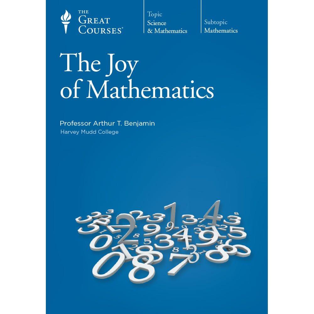 Amazon.com: The Joy of Mathematics: Arthur T. Benjamin, The Great ...