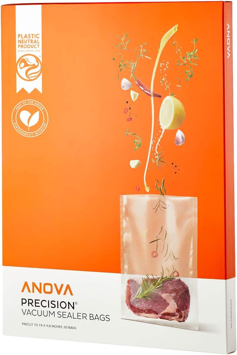 Anova Precision Vacuum Sealer Bags (Pre-cut)