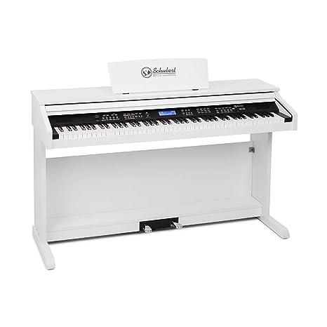 Schubert Subi 88 MK II • Piano digital • Teclado eléctrico de 88 teclas • MIDI