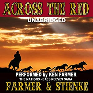 Across the Red Audiobook