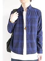 (モノマート) MONO-MART オックスフォード シャツ サマー きれい目 モード 細身 トップス ビジネス デザイナーズ 柄 無地 カラー メンズ