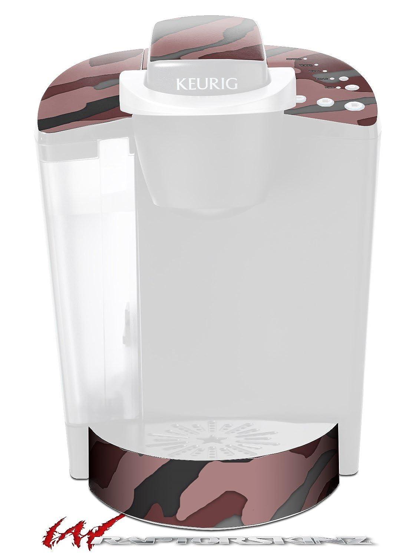 迷彩ピンク – デカールスタイルビニールスキンFits Keurig k40 Eliteコーヒーメーカー( Keurig Not Included )   B017AKFLZG