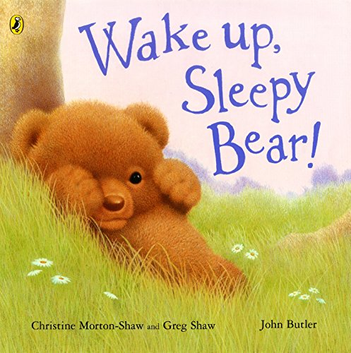 Wake Up Sleepy Bear (Picture Puffin)