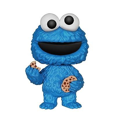 Funko POP TV: Sesame Street Cookie Monster Action Figure: Funko Pop! Television:: Toys & Games