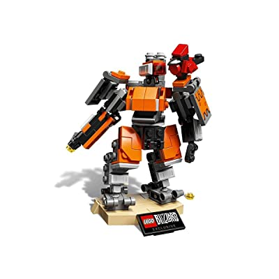 LEGO Overwatch Omnic Bastion Set #75987: Toys & Games
