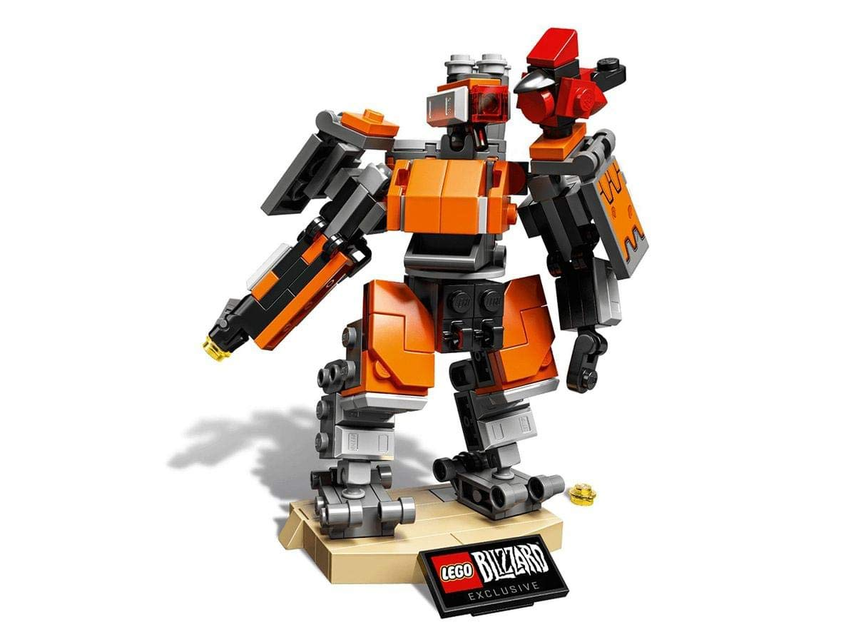 レゴ (LEGO) オーバーウォッチ オムニック・バスティオン 75987