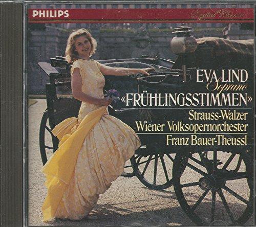 UPC 028942024625, Eva Lind: Frühlingsstimmen - Strauss Waltzes