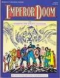 Marvel Graphic Novel #27  Emperor Doom Starring the Mighty Avengers