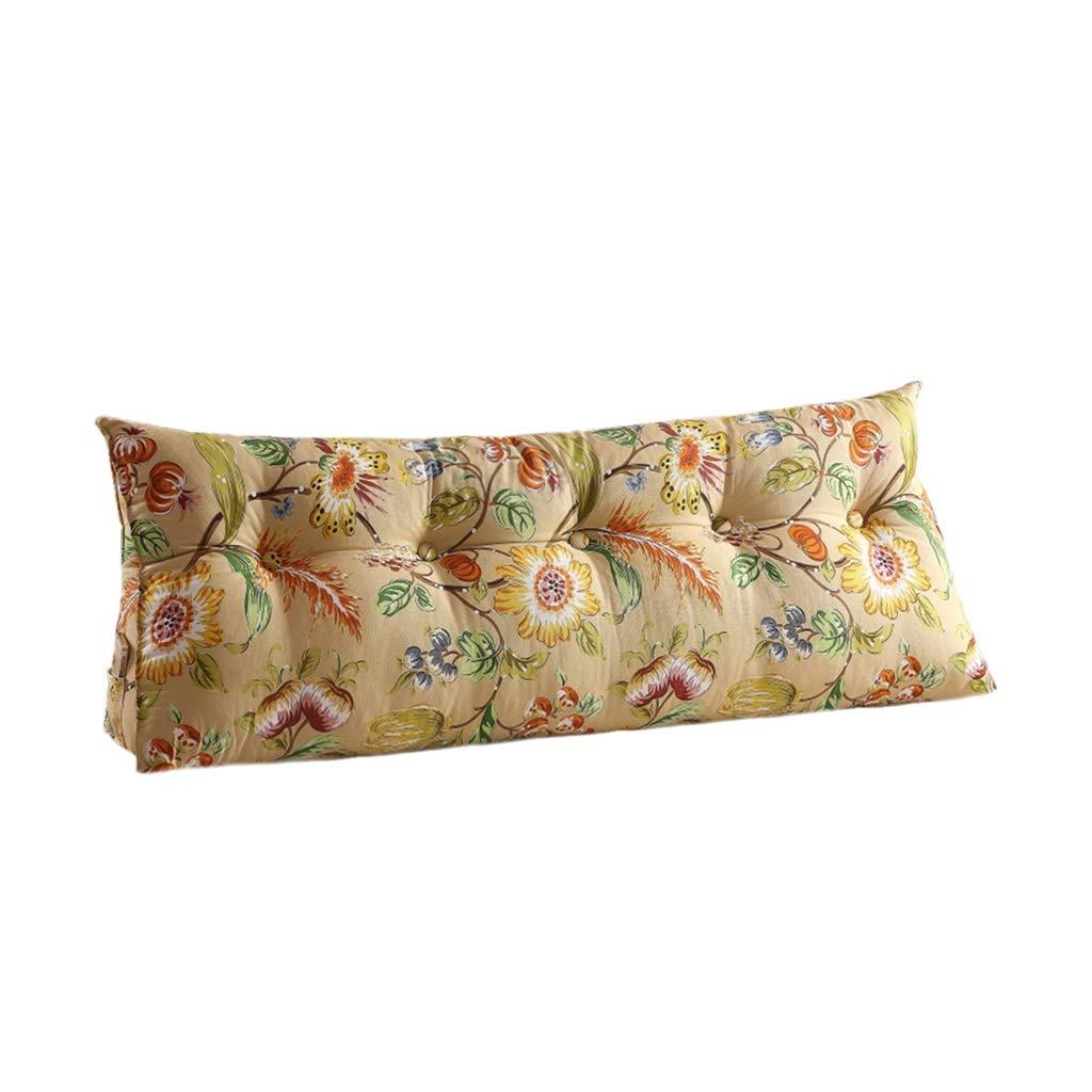激安本物 CSQ枕 さいず トライアングルベッドの枕、綿の厚いキャンバス耐久性のあるクッションのベッドソファダブルビッグピローのホームデコレーションピロー 寝具 (色 : #1, : サイズ (色 さいず : 150CM) B07PVXDB67 200CM|#1 #1 200CM, アウトドアーズコンパス:5cce3f7d --- arianechie.dominiotemporario.com